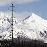 Mount Vaught and Stanton Mountain