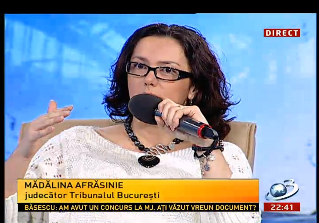 Madalina Afrasinie - Antena 3 | Madalina Afrasinie - O JEGOA… | Flickr