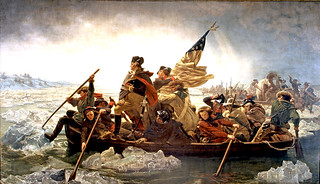 800px-Washington_Crossing_the_Delaware_by_Emanuel_Leutze_MMA-NYC_1851 | by Gerard Van der Leun