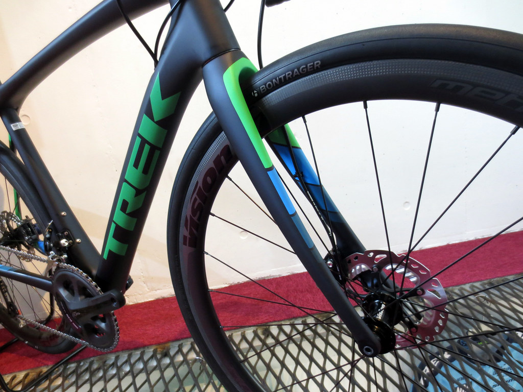 2017 TREK DOMANE SL 5 DISC (17) | Cycle Pine | Flickr