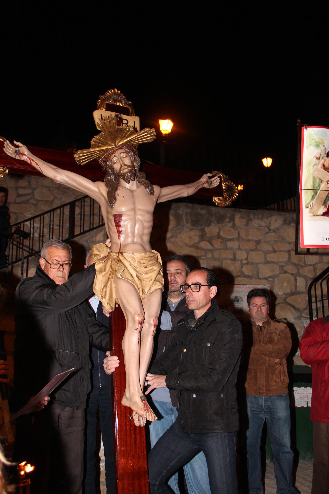 (2016-03-18) - VII Vía Crucis nocturno - Antonio José Verdú Navarro (032)