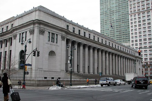 New York, NY General Post Office