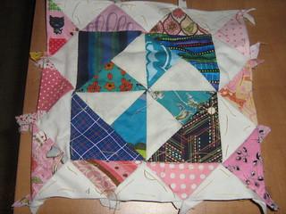 first block for Helen - September