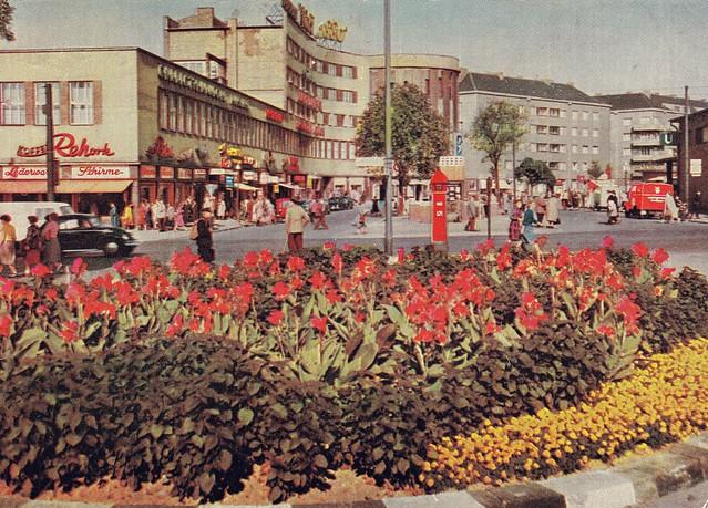 Berlin-Gesundbrunnen, Badstraße, 1969