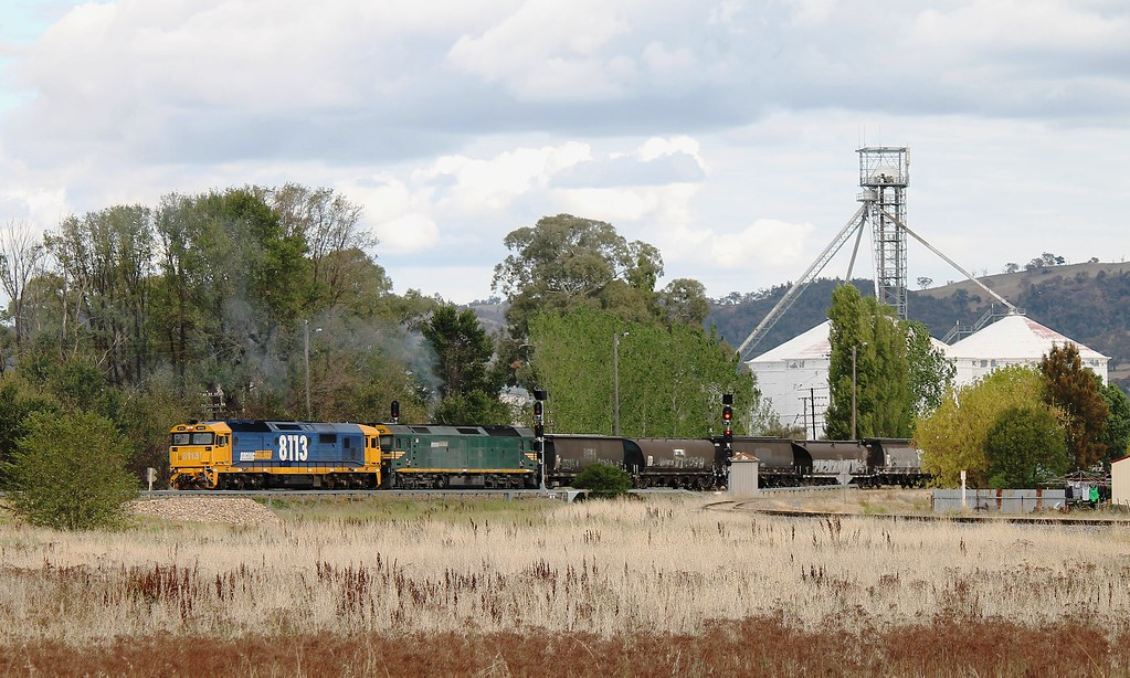 8113 G538 at Cootamundra Triangle by S312 Photography