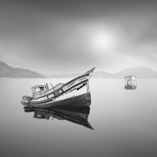 Boat in China