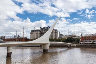 Puente de la Mujer   by Nico Kaiser