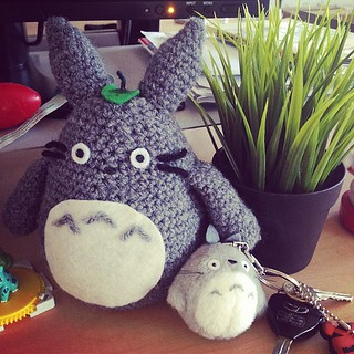 Baby Totoro   by kappuru