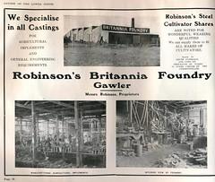 Britannia Foundry c1920