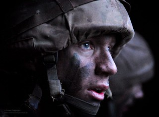 Royal Marine Recruit During Basic Training | by Defence Images