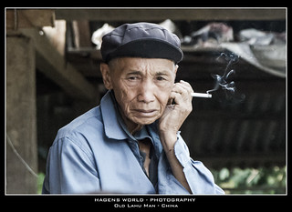Old Lahu Man - China | by Hagens_world