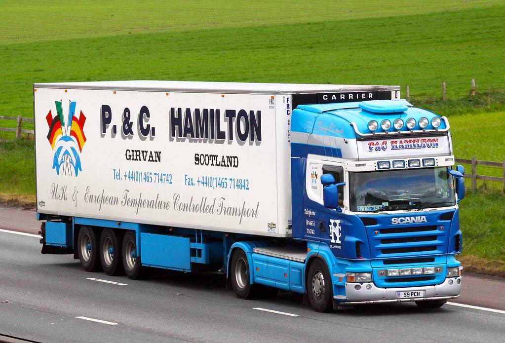 Scania R series S9 PCH P&C Hamilton | Gyles Carpenter | Flickr