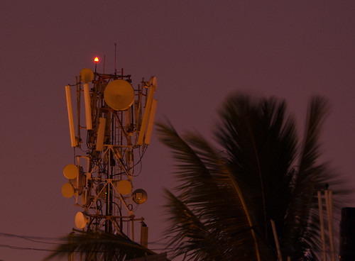 Cellphone Towers | by Ashwin Kumar