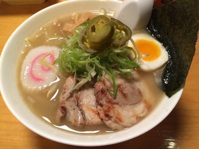 金, 2016-07-22 22:56 - Oki Doki Ramen