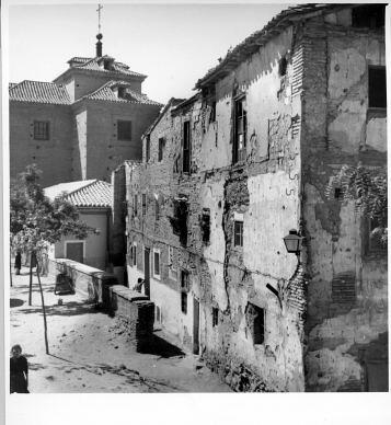 Corralillo de San Miguel  © Fondo Rodríguez. Archivo Histórico Provincial. JCCM. Signatura CT-160