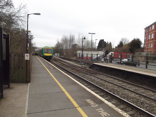 Bromsgrove Station - London Midland City 170632 | by ell brown