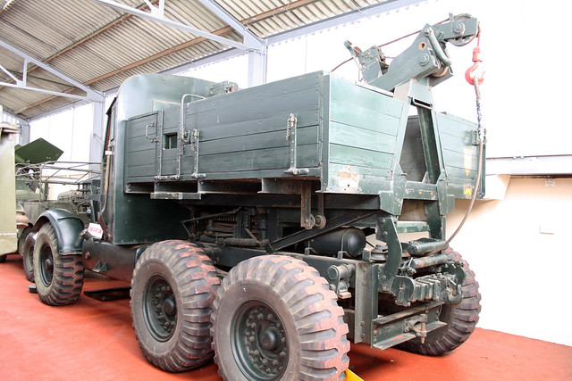 Scammell Pioneer Tow Truck
