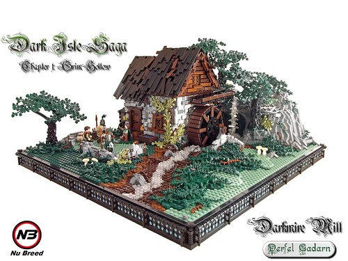 Darkmire Mill - Taryn, Sarlina, Ella & Owain