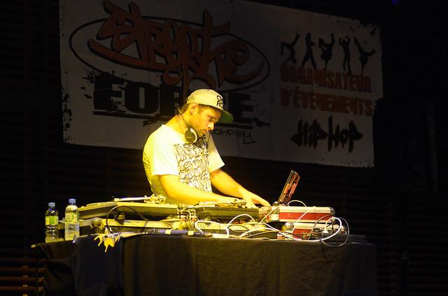 DJ ONE UP - BOTY 1 VS 1 2013, Nouméa