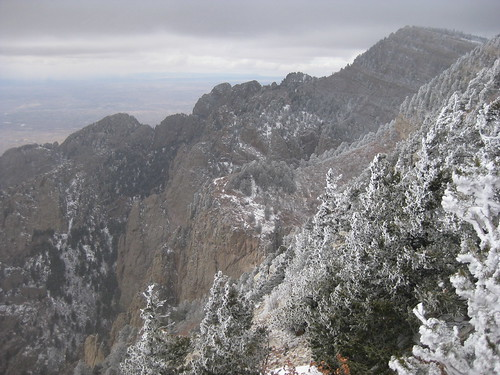 snow ski mountains newmexico santafe forest route66 tram 66 route cables tramway canyons sandia sandiapeak riograndevalley tramcar sandiafoothills cibolanationalforest nationalscenicbyway sandiapeaktramway