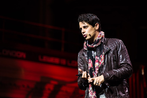 Milo Yiannopoulos, Journalist, Broadcaster and Entrepreneur-1441 | by LeWeb14