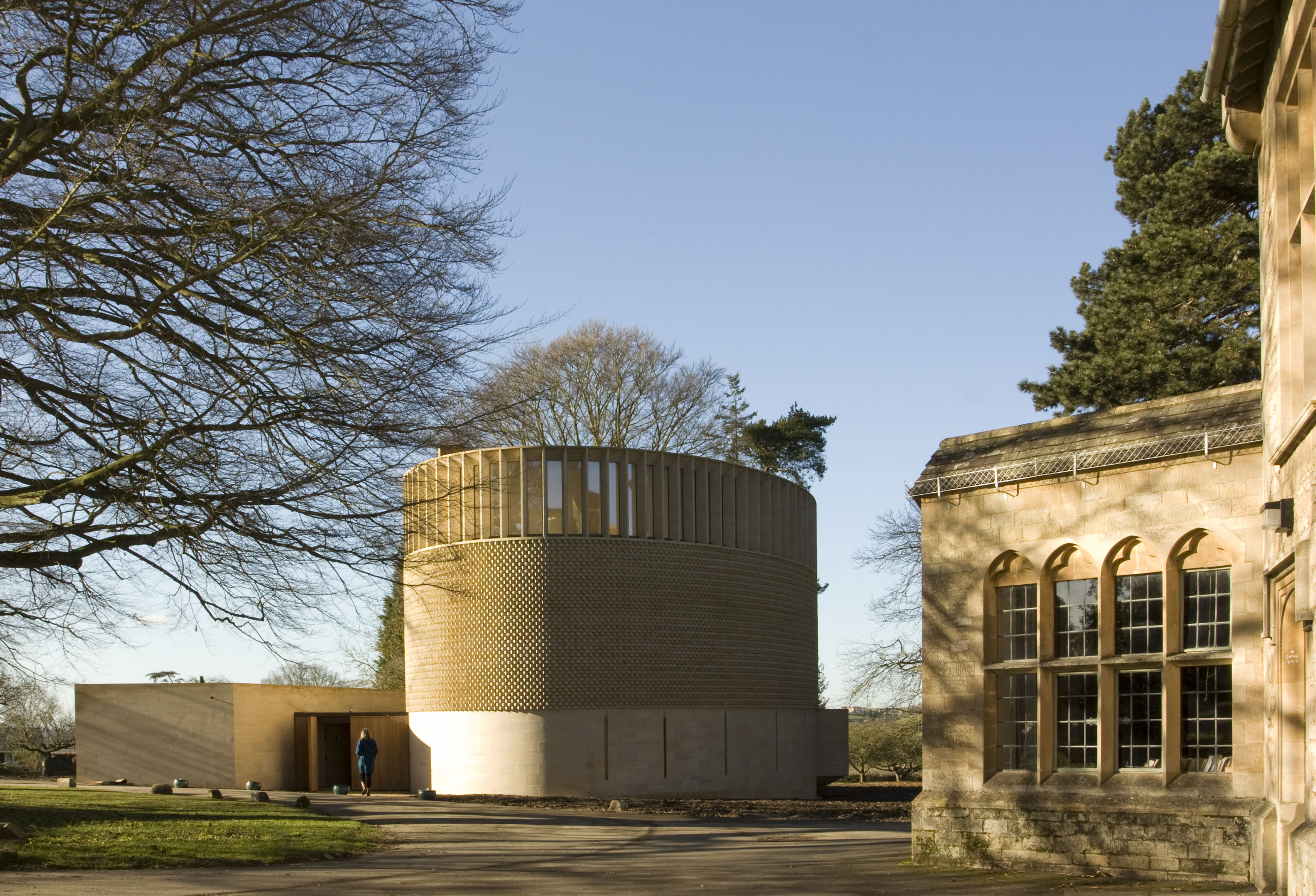 Bishop Edward King Chapel, Ripon College, Cuddesdon