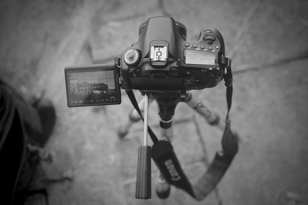 Shooting a Timelape on Canon 60D - Kodak CN400 35mm | Flickr