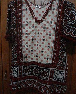Ajrak design shirts Pakistan   wasim ahmed   Flickr