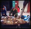 Pouliční prodavač přísad tradiční čínské medicíny, foto: Jan Karlach
