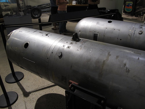 Mark 28 Hydrogen Bombs recovered from Palomares | by rocbolt