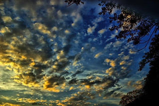 The dramatic sky... | by Words Of Silence