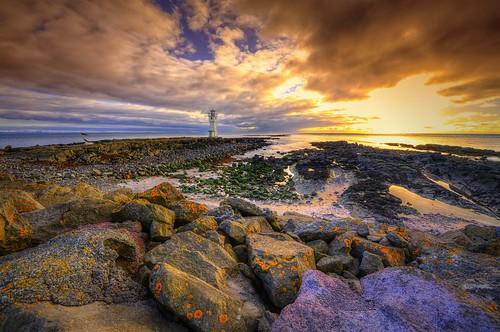 sunset iceland reykjavik hdr ísland kopavogur akranes 3exphdr westiceland vesturland nikond700 1424mmf28g ævarg akranesviti aevarg ævarguðmundsson afnikkor1424mmf28