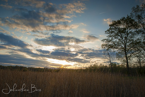 blue trees sunset sky sun mountains field set clouds nikon bass straw johnathan broom d80 broomstraw