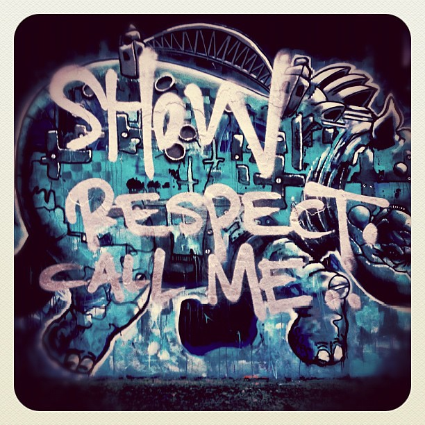 Graffiti Wars at Bondi #graffiti #atbondi #bondi #streetart #sydney #respect