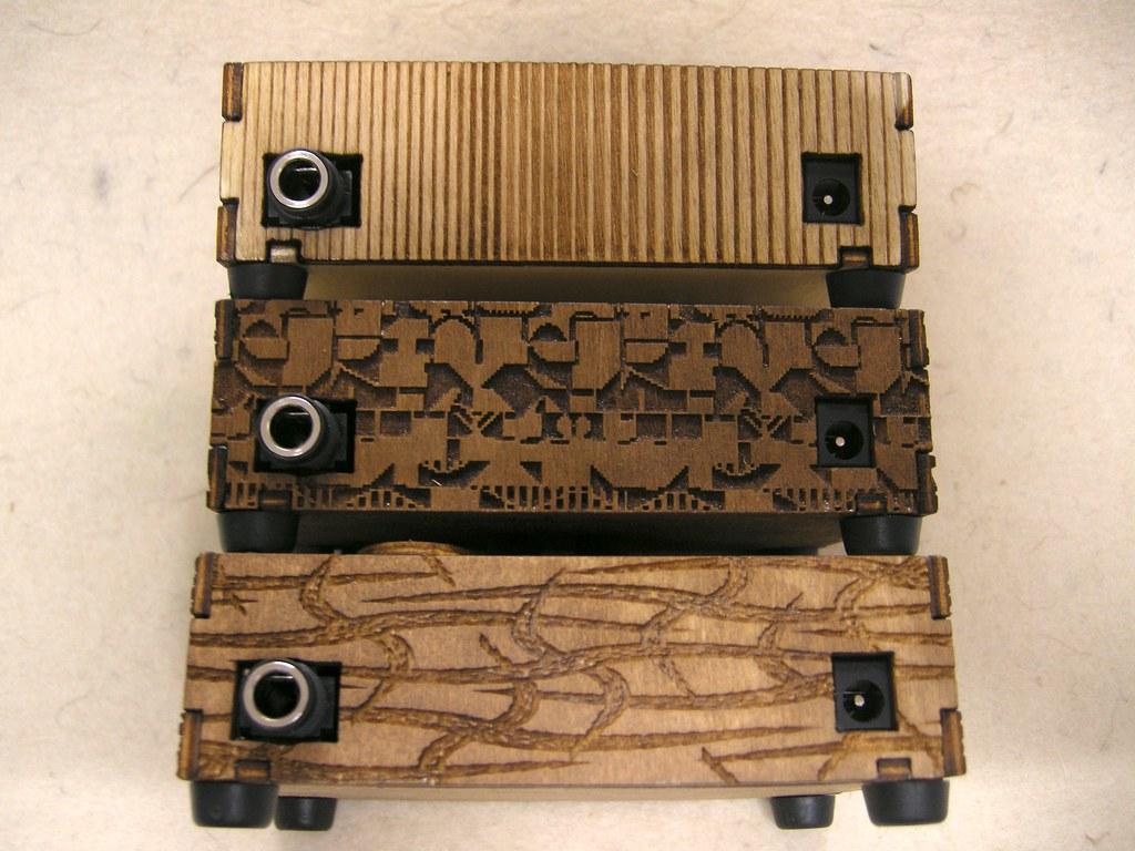 texture box plywood 3mm laser cut | LepLoop | Flickr