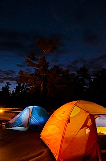 Tents and Stars | by DeaShoot