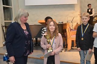 Saga Törefors - vinnare av grupp 1