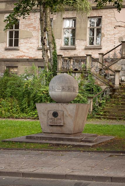 Ernst Abbe monument
