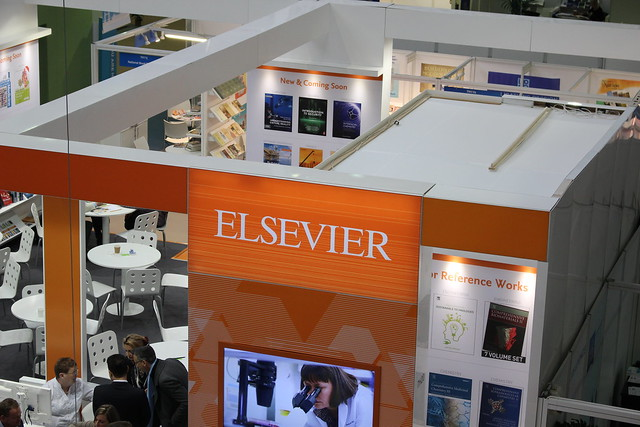 Elsevier - London Book Fair 2018