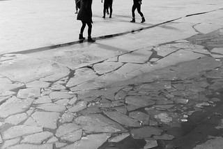 Ice Cracks | by Bsivad