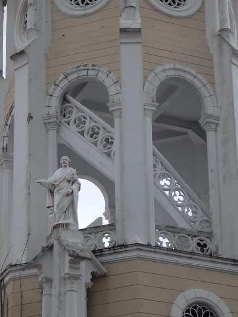 Detail, Iglesia San Fransisco de Asis