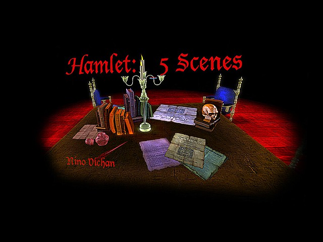 La Maison d'Aneli  -Hamlet In Five Scenes