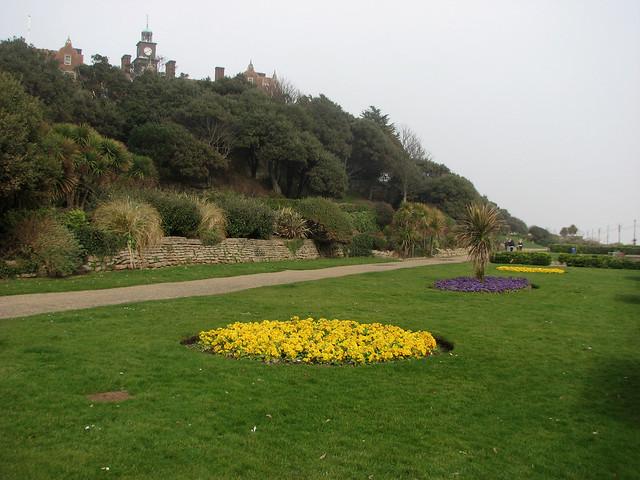 Gardens at Felixstowe