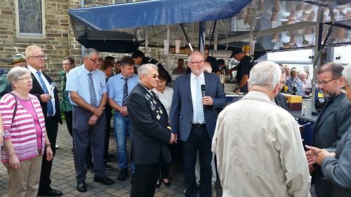 6.8.17 Kapellenverein gratuliert Pastor Fechler zum Jubiläum (4)