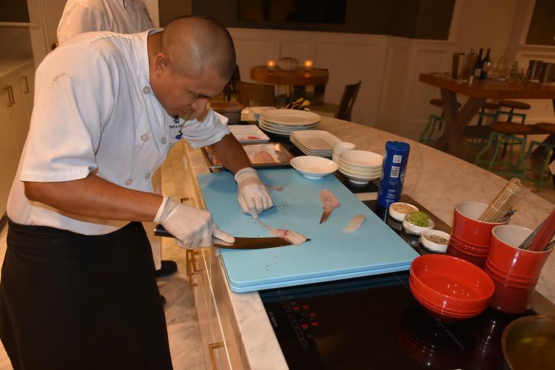03-27-18  Photos Ritz Cooking Studio Lionfish  20