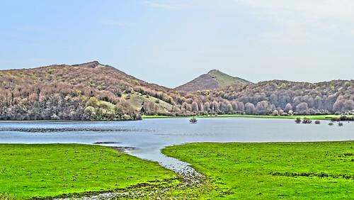 Lago montano Mandranello