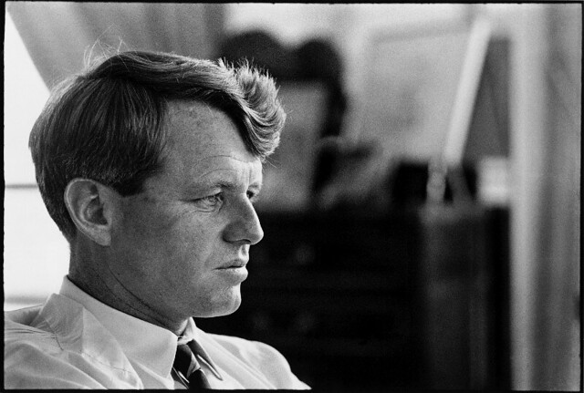 Netflix Announces New Documentary Series 'Bobby Kennedy for President'