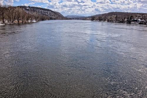 d610 tamron28300xrdiif newhope newjersey ononesoftware on1photoraw2018 landscape delawareriver pennsylvania lambertville reflections river water colorefex
