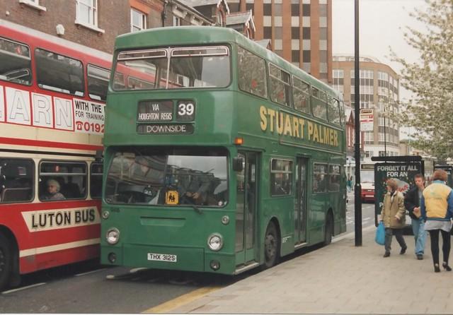 966, THX 312S, Leyland Fleetline (t.1995)