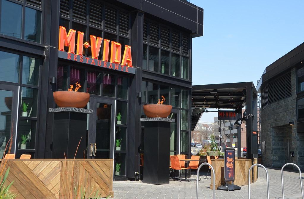 Mi Vida Restaurante The Wharf Southwest Waterfront Washi